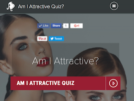 am i attractive quiz